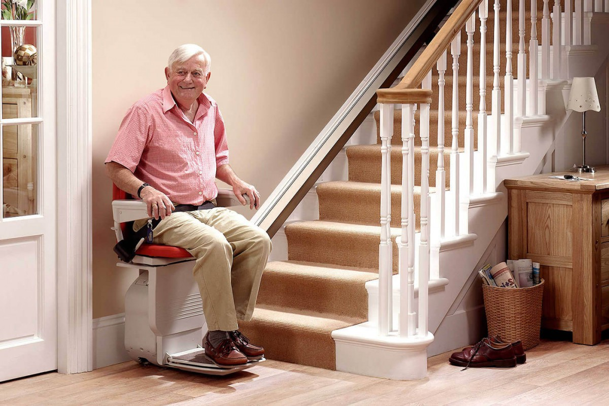 Best Albuquerque Stair Lift Installer | Cain\'s Mobility NM